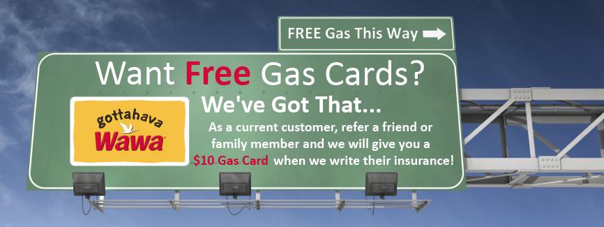 Free Gas Card